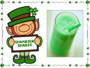 Shamrock Shake c
