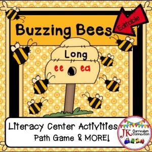 Buzzing Bees Slide1