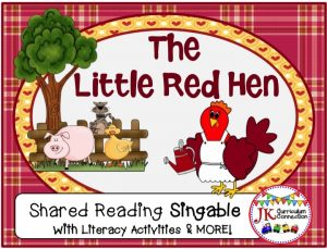 Little Red Hen Thumb 1