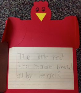 Red Hen Booklet Student paper