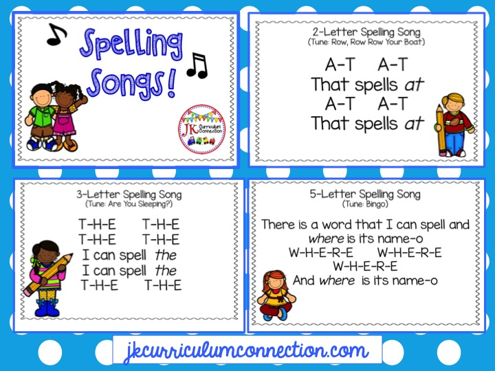 A Spell of Songs
